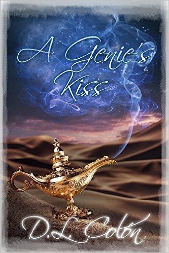A Genies Kiss  by  D.L. Colón