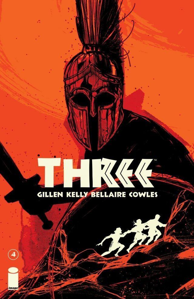 Three #4  by  Kieron Gillen