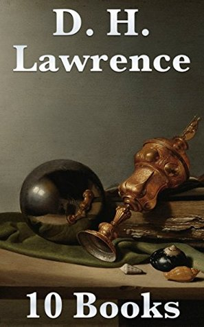 Lawrence: 10 Books D. H. Lawrence