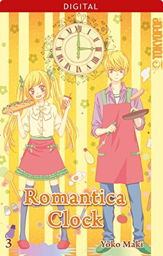 Romantica Clock 03 Yōko Maki