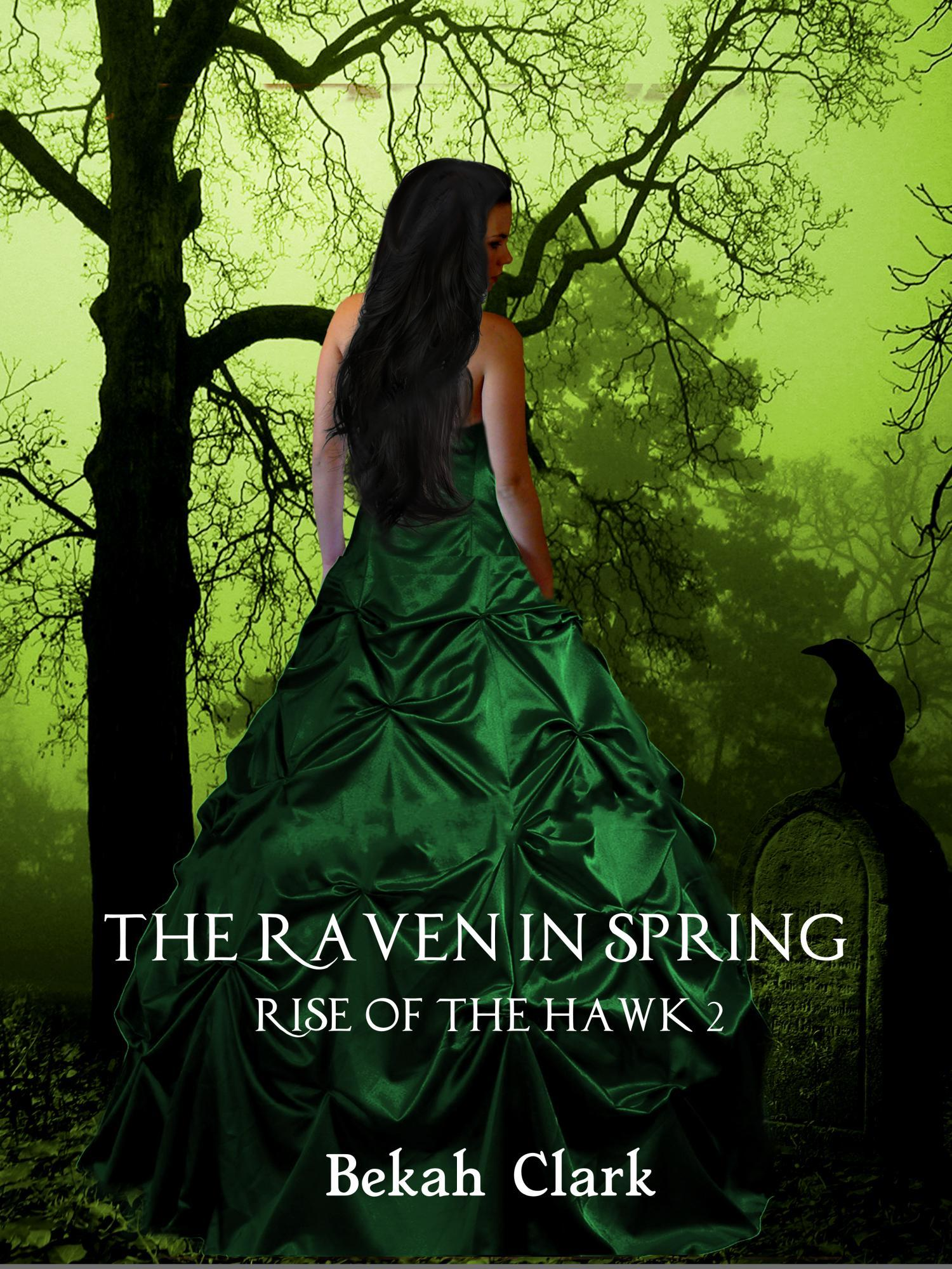 The Raven In Spring (Rise of the Hawk #2)  by  Bekah Clark