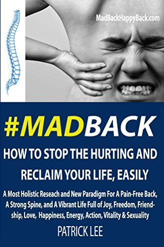 #MadBack  by  Patrick Lee