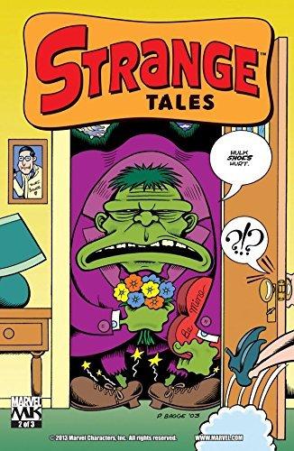 Strange Tales #2 (of 3) (Strange Tales Vol. 1) Nick Bertozzi