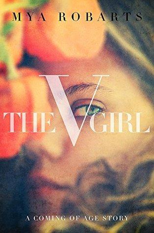 The V Girl Mya Robarts