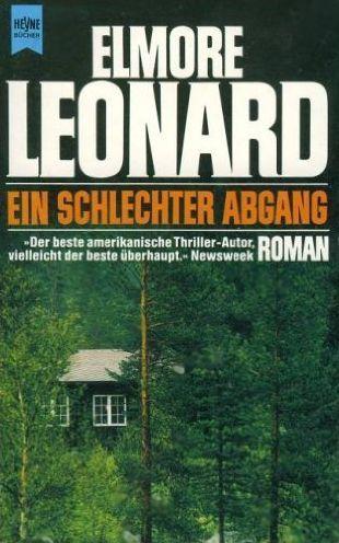 Ein schlechter Abgang (Jack Ryan, #1) Elmore Leonard