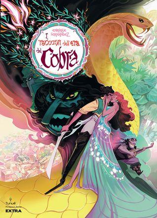 I racconti dellEra del Cobra  by  Enrique Fernández