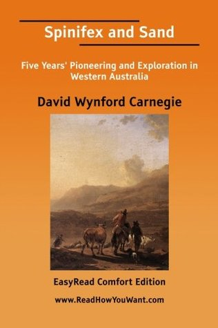Spinifex And Sand  by  David Wynford Carnegie