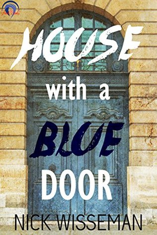 House with a Blue Door  by  Nick Wisseman