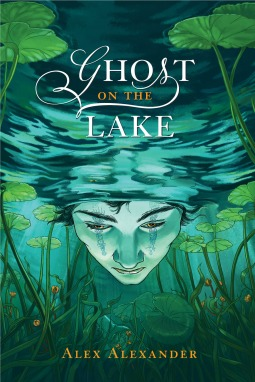 Ghost on the Lake  by  Alex  Alexander