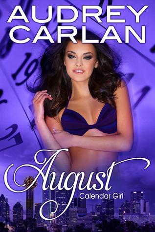 August (Calendar Girl, #8) Audrey  Carlan