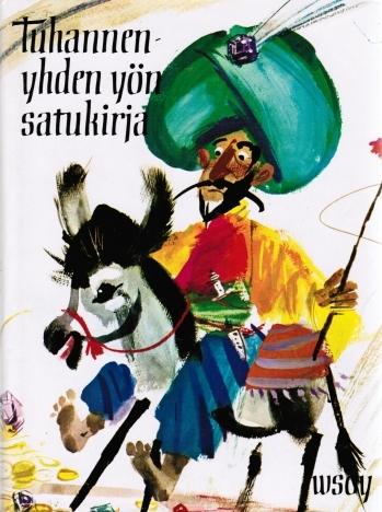 Tuhannenyhden yön satukirja  by  Hedwig Smolan