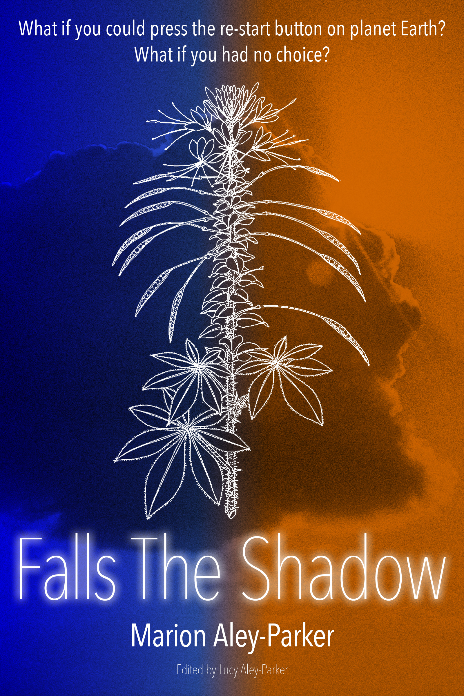 Falls The Shadow  by  Marion Aley-Parker
