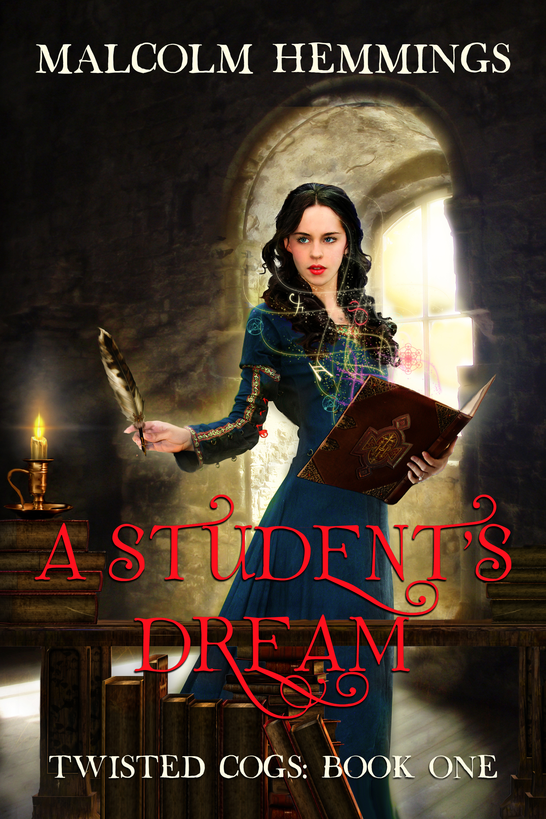 A Students Dream (Twisted Cogs Book 1)  by  Malcolm Hemmings