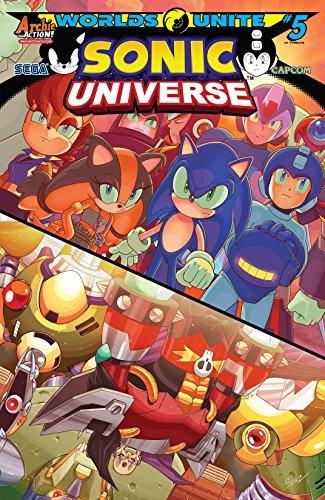 Sonic Universe #77 Ian Flynn