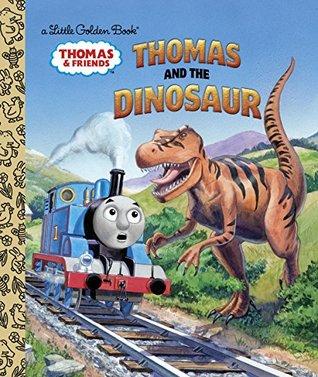 Thomas and the Dinosaur (Thomas & Friends) (Little Golden Book) Golden Books