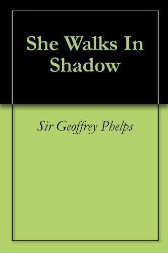 She Walks In Shadow  by  Maggi Welch