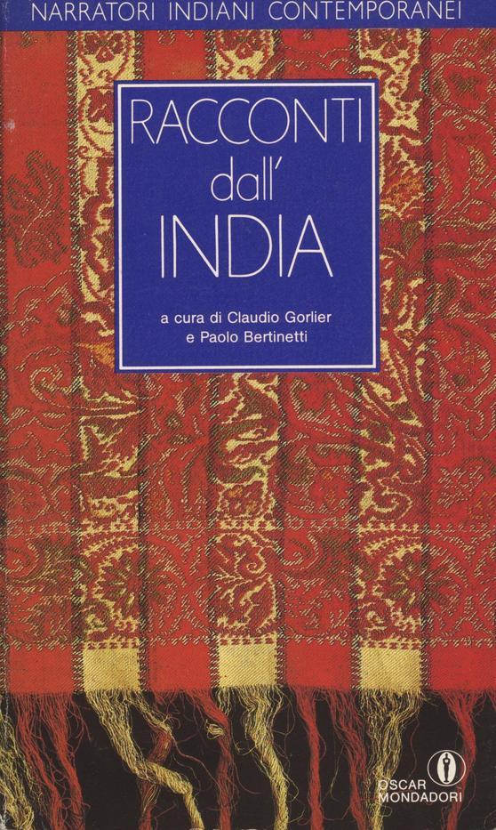 Racconti dallIndia  by  Claudio Gorlier