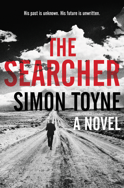 The Searcher (Solomon Creed #1) Simon Toyne
