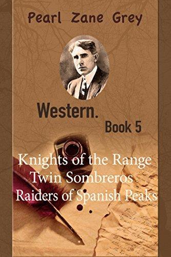 Western. Book 5 Zane Grey