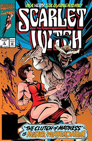 Scarlet Witch (1994) #2 (of 4)  by  Dan Abnett