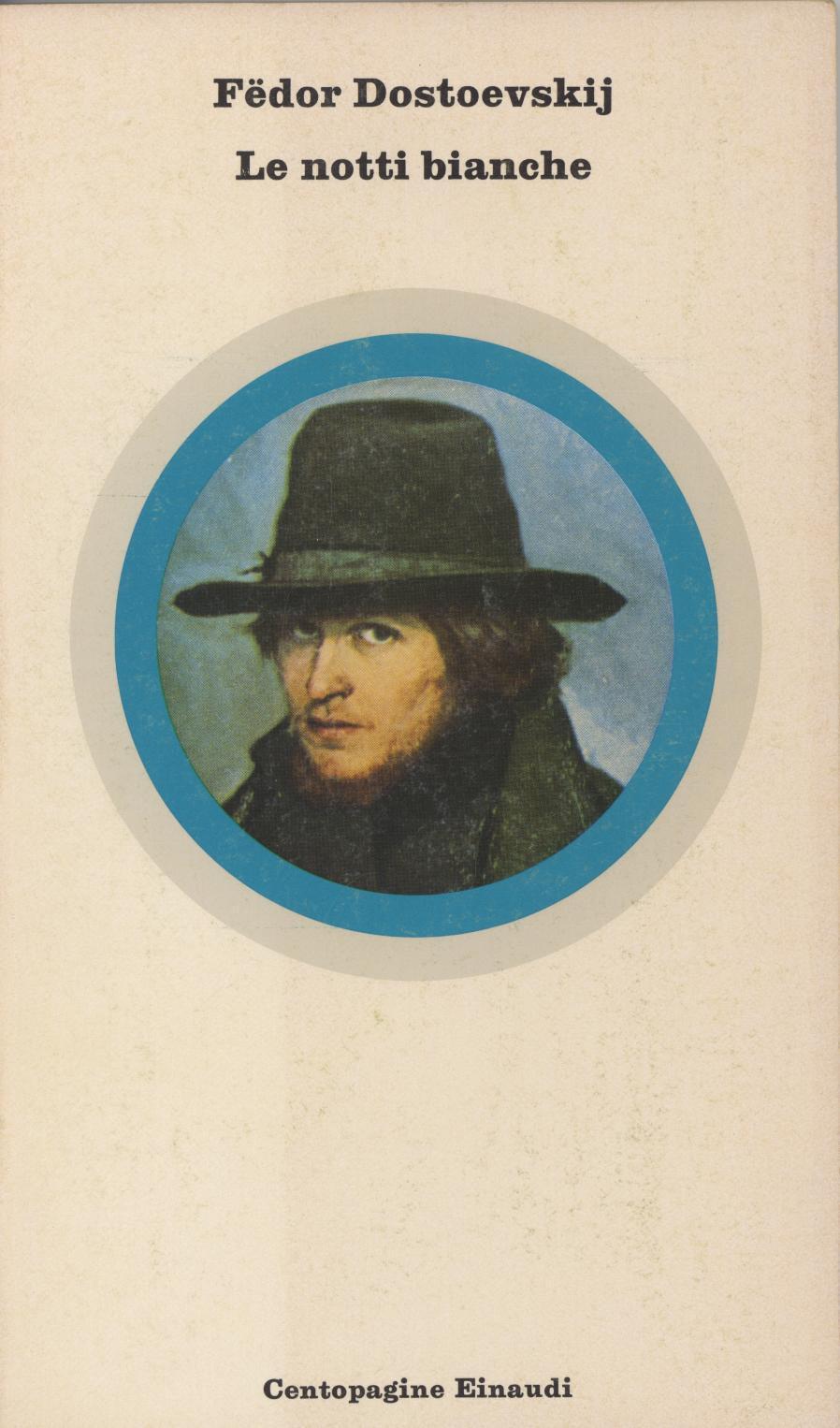 Le notti bianche  by  F. Dostoevskij