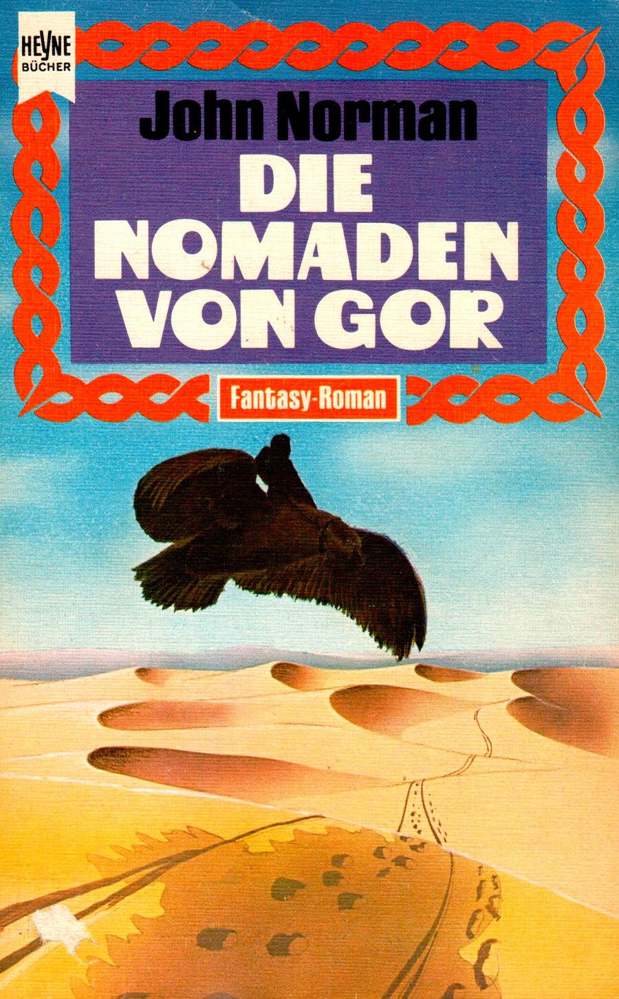 Die Nomaden von Gor John Norman