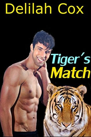 Tigers Match  by  Delilah Cox