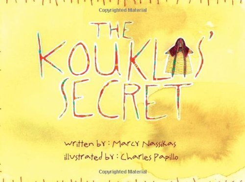 The Kouklas Secret  by  Marcy Nassikas