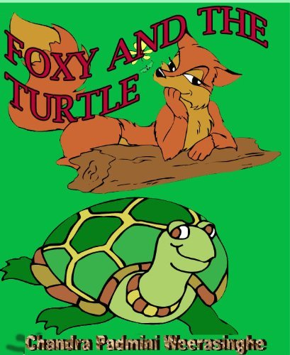 Foxy and The Turtle Chandra Weerasinghe
