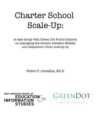 Charter School Scale-Up Pedro Cevallos