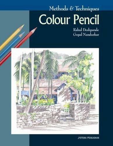 Colour Pencil Rahul Deshpande