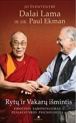Rytų ir Vakarų išmintis. Emocinis sąmoningumas. Pusiausvyros psichologija Dalai Lama XIV