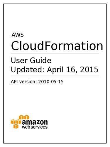 AWS CloudFormation User Guide Amazon Web Services
