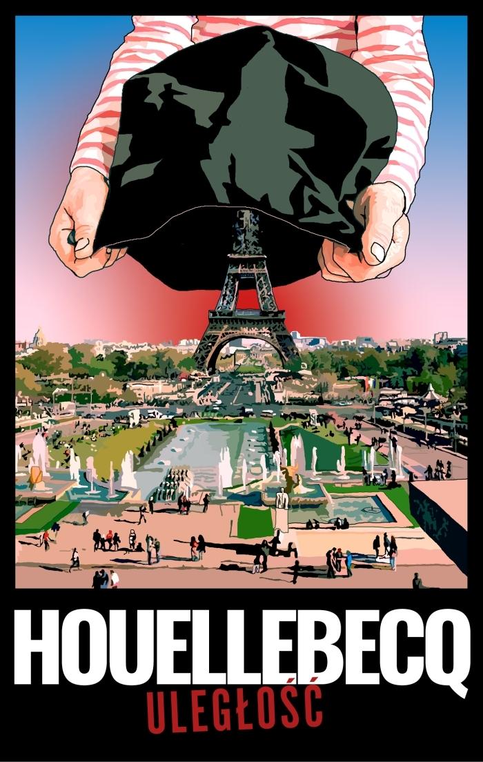 Uległość  by  Michel Houellebecq