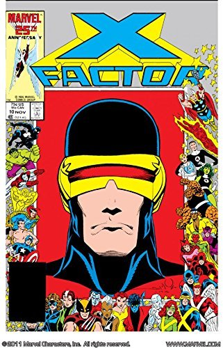 X-Factor (1986-1998) #10 Louise Simonson