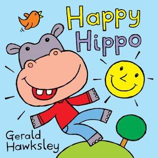 Happy Hippo  by  Gerald Hawksley