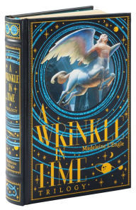 A Wrinkle in Time Trilogy Madeleine LEngle