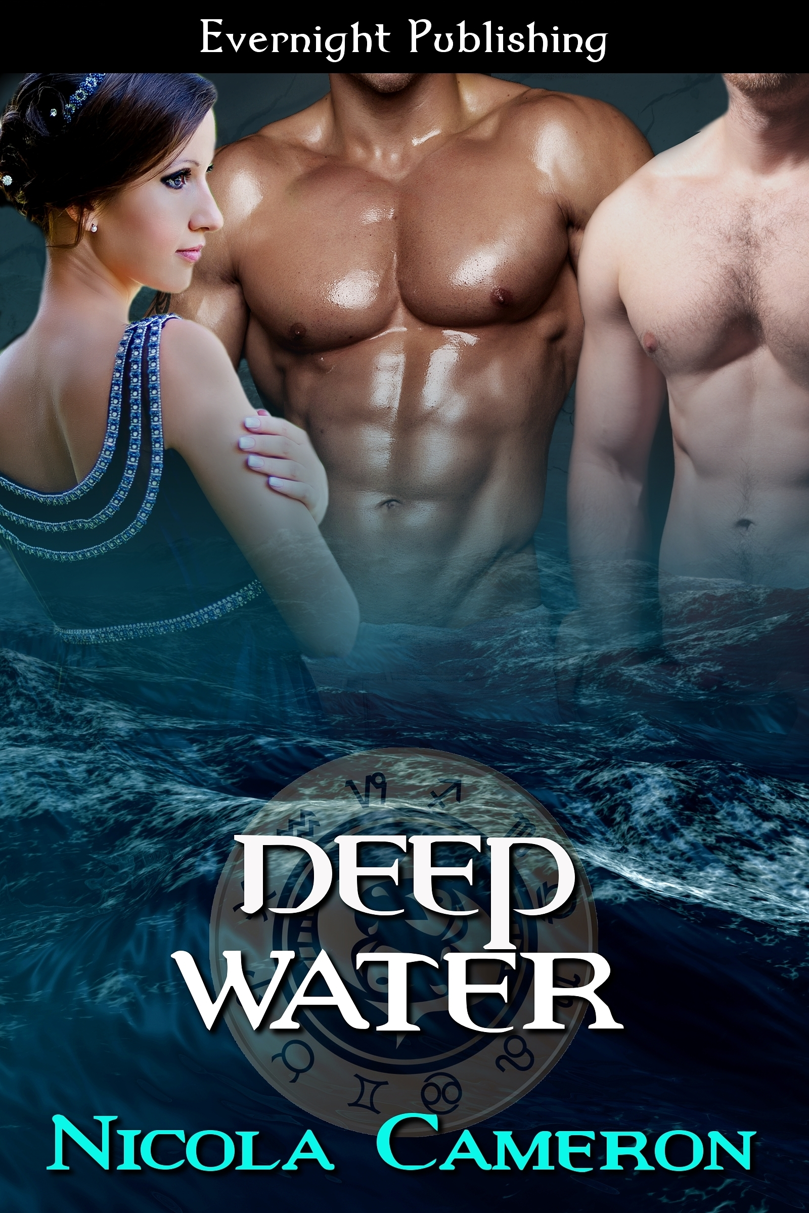 Deep Water (Olympic Cove, #3) Nicola Cameron