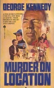 Murder on Location George  Kennedy
