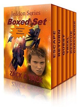 Jeddon Series Boxed Set Zack A Tack