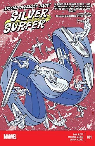 Silver Surfer (2014-) #11  by  Dan Slott