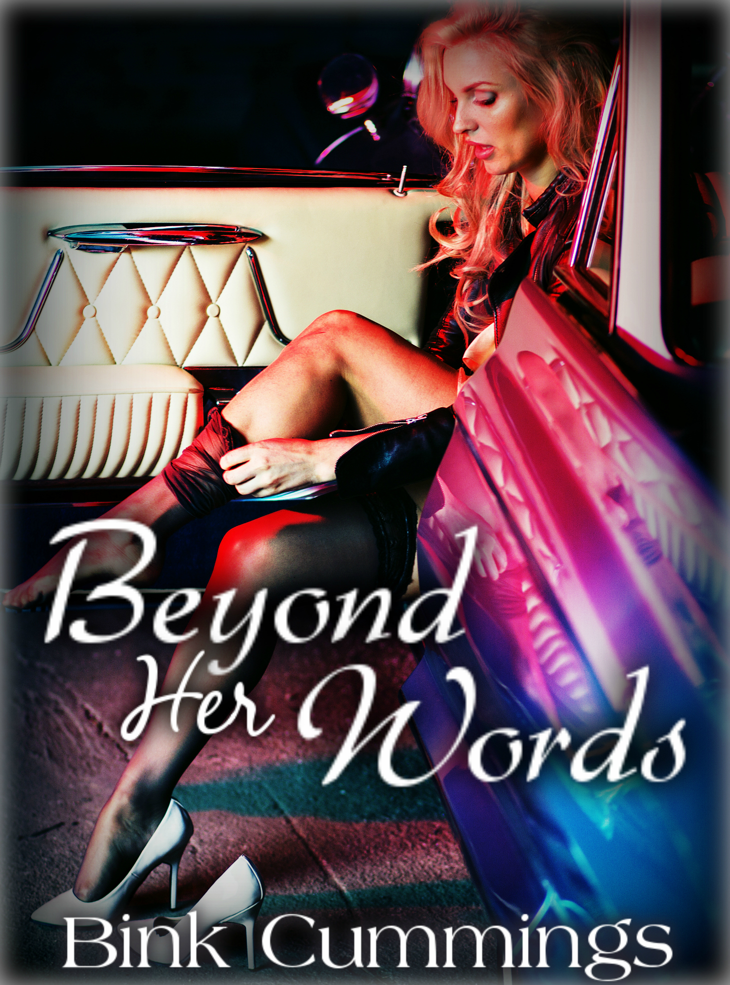 Beyond Her Words (Corrupt Chaos MC, #1) Bink Cummings