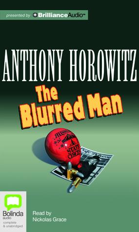 The Blurred Man Anthony Horowitz