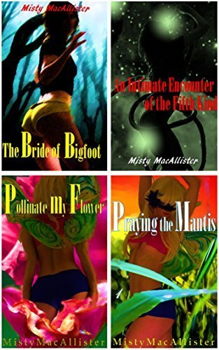 Erotic Boxed Set  by  Misty MacAllister