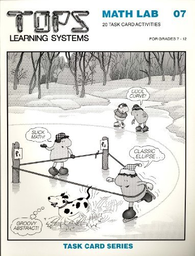 TOPS Learning Systems Math Lab (Task Card Series, 07)  by  Ron Marson