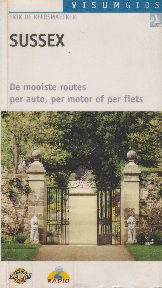 Sussex - De mooste routes per auto, per motor of per fiets  by  Erik De keersmaecker
