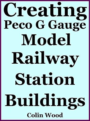 Creating Peco G Gauge Model Railway Station Buildings  by  Colin Wood