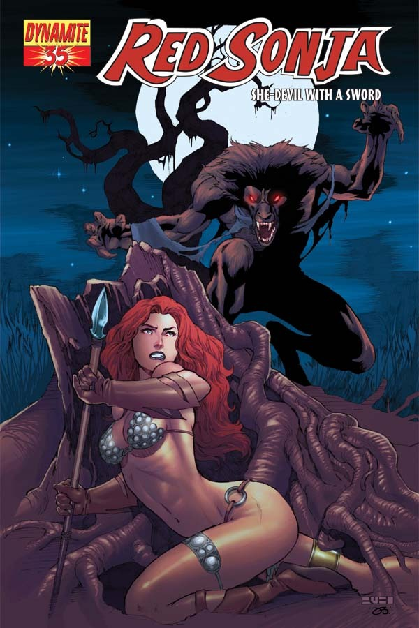 Red Sonja #35 Brian Reed