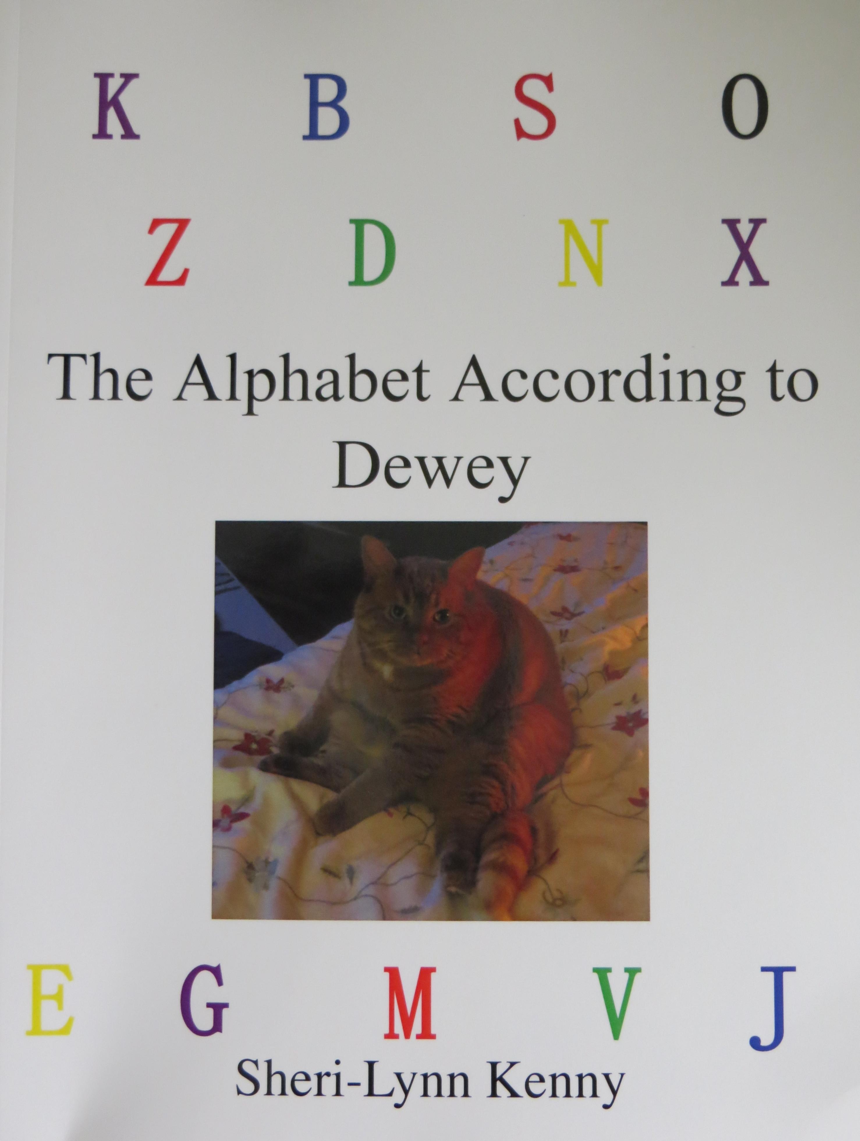The Alphabet According to Dewey  by  Sheri-Lynn Kenny