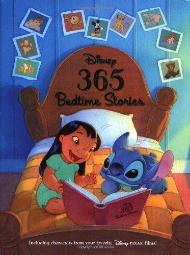 Disney 365 Bedtime Stories  by  Parke Godwin